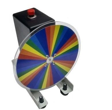 Disco de Newton elétrico
