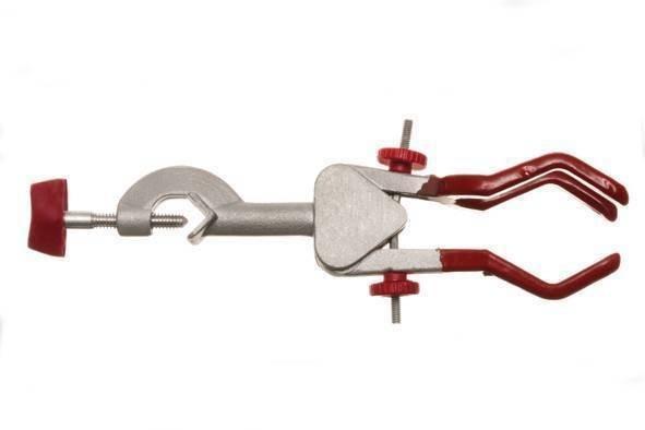 Pinça para condensador 3 dedos (com ou sem mufa)